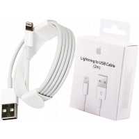 Кабель APPLE Apple Lightning to USB Cable (2m) Model A1510